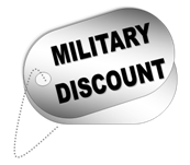 Garage Door Repair Military Discount